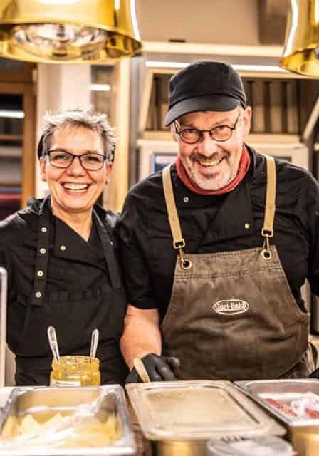 Gari-Baldi - Catering und Partyservice - Astrid Hohage–Kramer & Udo Kramer